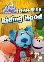Blue's Room Little Blue Riding Hood DVD