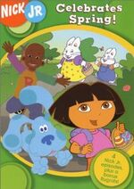 Nick Jr. Celebrates Spring! DVD