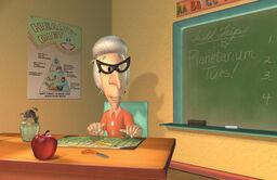Ms. Fowl