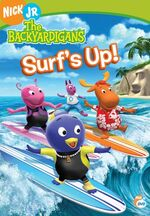 BackyardigansSurfDVD