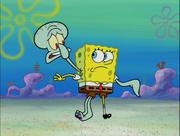 SquidBob character