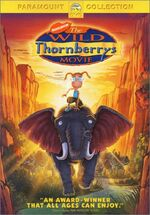 Wild Thornberrys Movie DVD