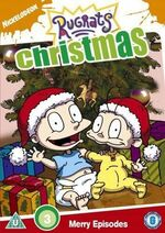 Rugrats Christmas UK AUS DVD