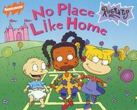 Rugrats No Place Like Home Book