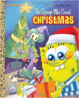 File:SpongeBob The Sponge Who Saved Christmas Book.jpg