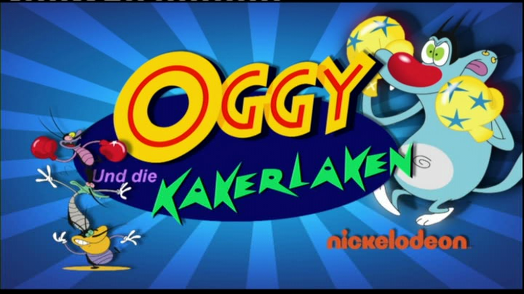 oggy die kakerlaken episoden nickelodeon wiki fandom. Black Bedroom Furniture Sets. Home Design Ideas