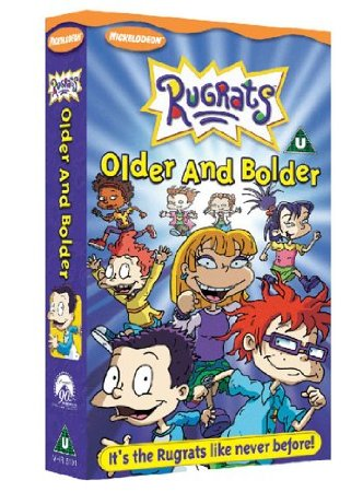 File:Rugrats Older and Bolder VHS UK.jpg