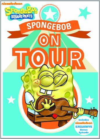 File:SB SpongeBob on Tour DVD UK.jpg