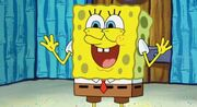 SpongeBob slider
