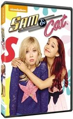Sam and Cat DVD