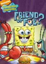 SpongeBob DVD - Friend or Foe