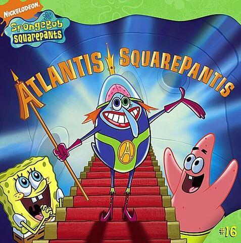 File:SpongeBob Atlantis SquarePantis Book.jpg