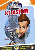 JimmyNeutron JetFusion DVD