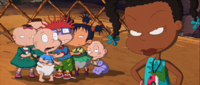 Rugrats go wild screenshot 1