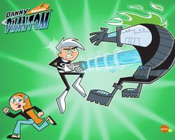 Danny Phantom Wallpaper