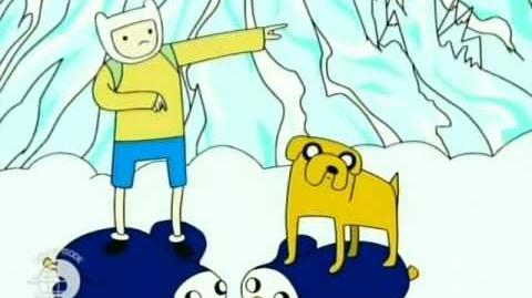 Adventure Time PILOT FIRST EPISODE