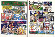 Fiona of the Felines Nickelodeon Magazine comic December 1998