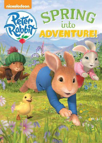 File:Peter Rabbit Spring Into Adventure! DVD.jpg