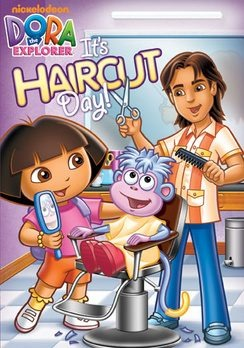 File:Dora the Explorer It's Haircut Day! DVD.jpg