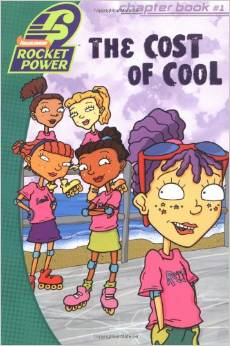 Rocket Power The Cost of Cool Book