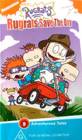 Rugrats Save the Day VHS