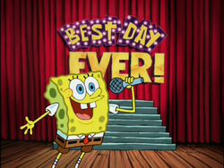 SpongeBob Best Day Ever 000