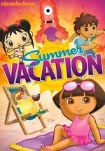 Nick Jr. Summer Vaction DVD