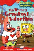SpongeBob The World's Greatest Valentine Book