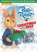 Peter Rabbit Christmas Tale DVD