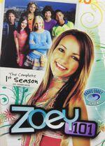 Zoey 101 Season 1 DVD Canada