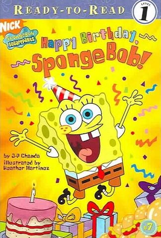 File:SpongeBob Happy Birthday SpongeBob! Book.jpg