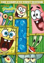 SpongeBob Season 1 DVD new version