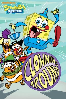 File:SB Clowning Around Book.JPG