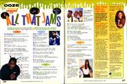 Nickelodeon magazine march 1997 all that amanda bynes interview lrg