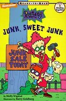 Rugrats Junk Sweet Junk Book