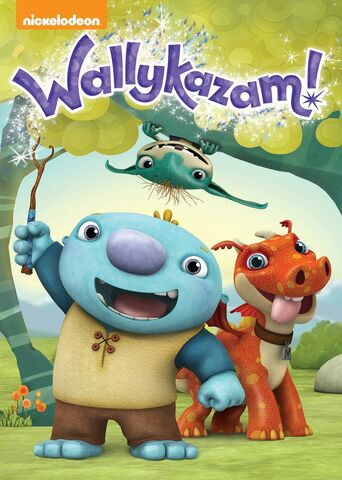 File:Wallykazam! DVD.jpg