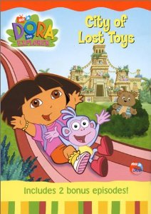 File:Dora the Explorer City of Lost Toys DVD.jpg