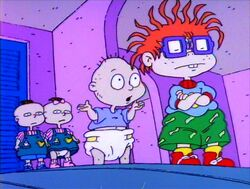 Rugrats Farewell, My Friend