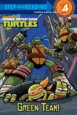 File:Teenage Mutant Ninja Turtles Green Team! Book.jpg