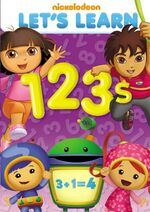 Let's Learn 123s DVD