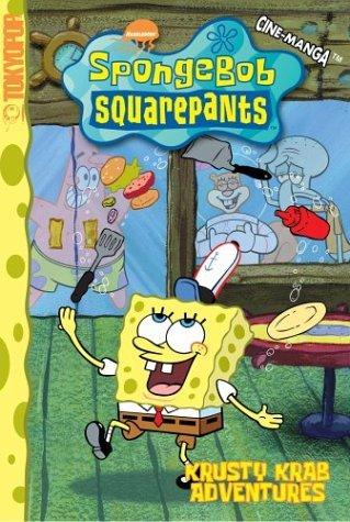File:SpongeBob Cine-Manga Krusty Krab Adventures.jpg