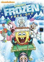 SpongebobsFrozenFaceOff DVD