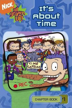 All Grown Up It's About Time Book