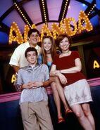 Amanda Show Cast