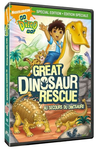 File:Go Diego Go! The Great Dinosaur Rescue DVD Special Edition.jpg