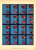 Nickelodeon Magazine comic Holiday 1993 Scene but not Heard