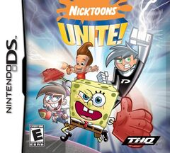 Nicktoons Unite for Nintendo DS