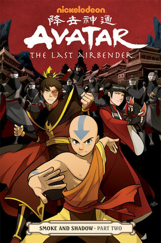 File:Avatar The Last Airbender Smoke and Shadow Part Two Book.jpg