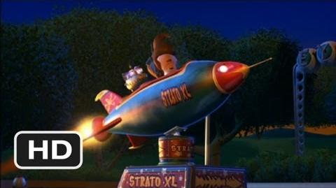 Jimmy Neutron Boy Genius (5 10) Movie CLIP - Blast Off (2001) HD
