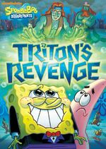 SpongeBob DVD - Tritons Revenge